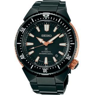 【SEIKO】PROSPEX DIVER SCUBA 200M潛水機械錶(6R15-03F0SD)