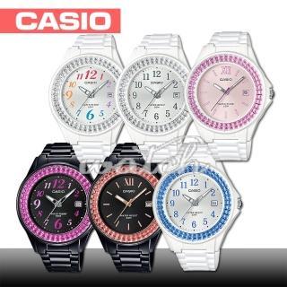 【CASIO 卡西歐】送禮首選_大鏡面4cm_氣質女錶_學生錶_大童錶(LX-500H)