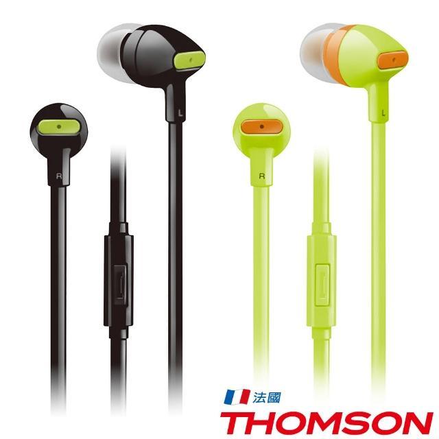 【THOMSON】繽紛色彩耳機(TM-TAEL02M)