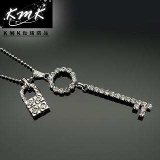 【KMK鈦鍺精品】《秘境》(服裝配飾項鍊)
