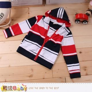 【魔法Baby】小童外套 幼兒薄款連帽外套(k50002)