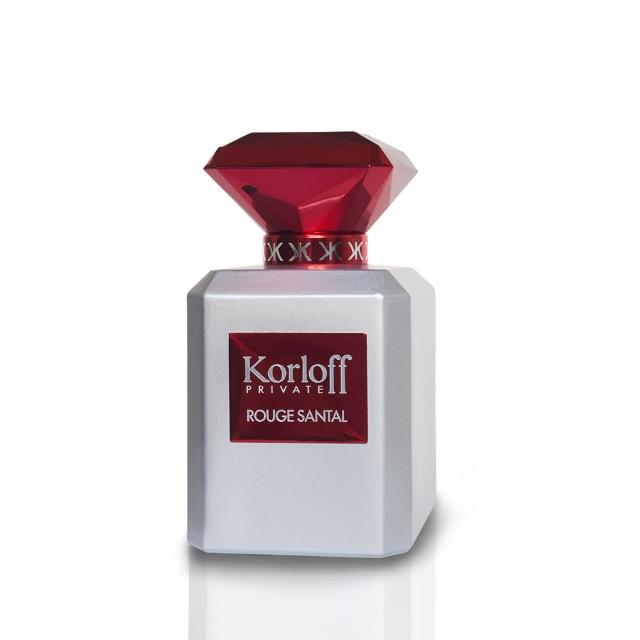 【Korloff】PRIVATE ROUGE SANTAL 紅鑽神話男性淡香水(50ml)