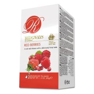 【里奇威】綜合野莓 2gx20入/盒(水果茶)