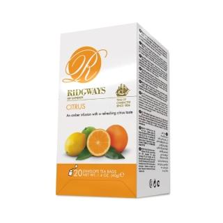 【里奇威】檸檬柑橘 2gx20入/盒(水果茶)