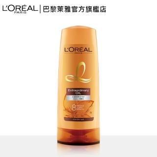 【LOREAL Paris 巴黎萊雅】金緻護髮精油潤髮乳(400ml)