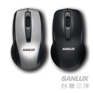 【SANLUX台灣三洋】USB有線光學鼠(SYMS-M1)