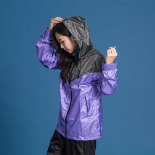 【BrightDay君邁雨衣】御風者兩件式風雨衣(機車雨衣、戶外雨衣)