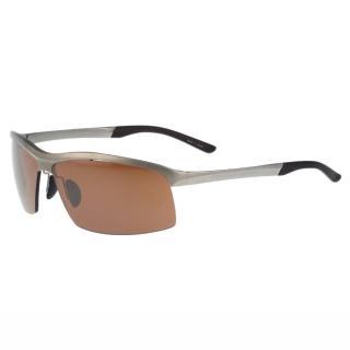【Porsche Design保時捷】-太陽眼鏡(銀色)