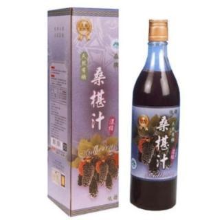 【花蓮桑椹】桑椹汁(600CCx6瓶)
