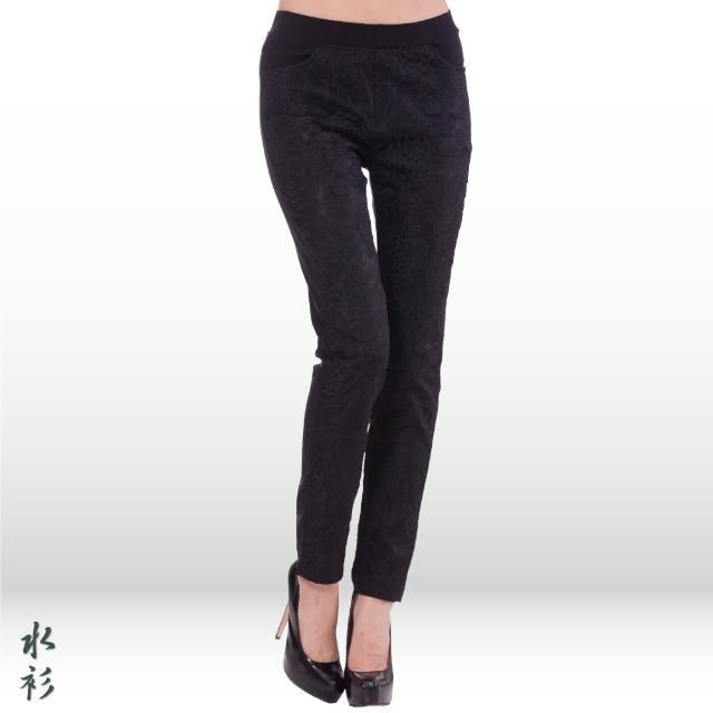 【水衫】蕾絲魔法美腿三件褲組(D09-30)