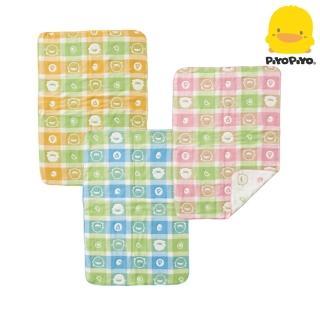 【黃色小鴨PiyoPiyo】六層立體紗浴巾(六層紗)