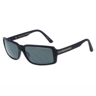 【Porsche Design保時捷】-太陽眼鏡(黑色)
