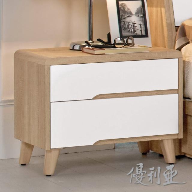 【優利亞-伯妮絲】1.8尺床頭櫃