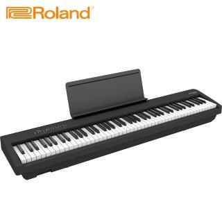 【ROLAND 樂蘭】FP-30 數位電鋼琴 時尚黑色款