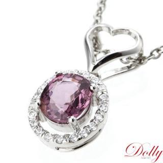 【Dolly】優雅新貴尖晶石項鍊