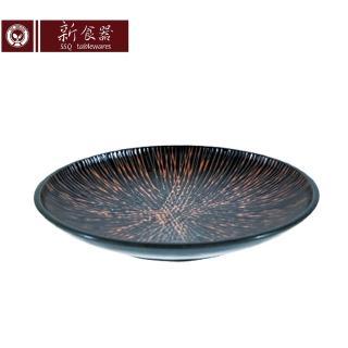 【新食器】日本製亂十草6吋平盤(盤子)