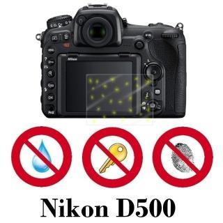 【D&A】Nikon D500日本原膜螢幕貼(NEWAS玻璃奈米型)