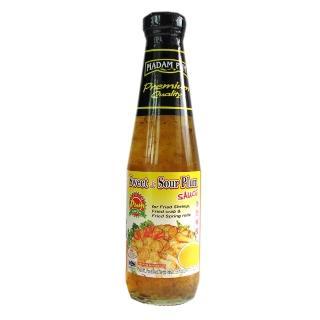 【蘋果市集】MADAM PUM月亮蝦餅沾醬/泰國梅醬(370ml/瓶)