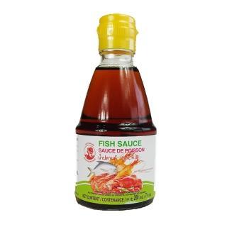 【蘋果市集】泰國COCK特級魚露(200ml/瓶)