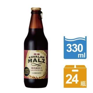 【噶瑪蘭】麥汁330ml-24瓶/箱