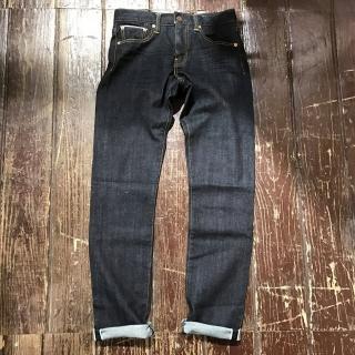 【Levis】東京街拍海報款 511 日本精製限量款經典原色修身窄管丹寧牛仔褲