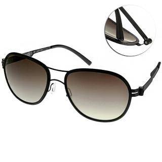 【VYCOZ太陽眼鏡】率性飛行款(棕-黑#HACKERS BLKBBK)