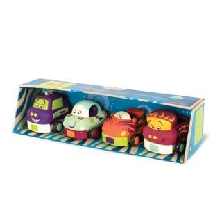 【美國B.Toys】寶寶迴力車