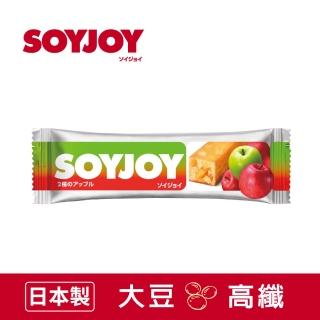 【SOYJOY】大豆水果營養棒蘋果口味(1盒12入)