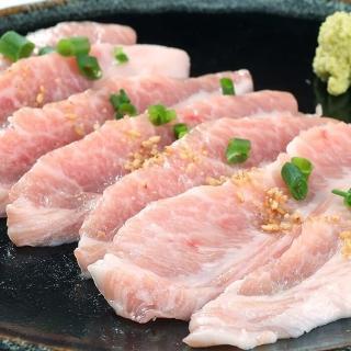 【饗讚】黃金六兩雪紋松阪豬5包組(200g/包)