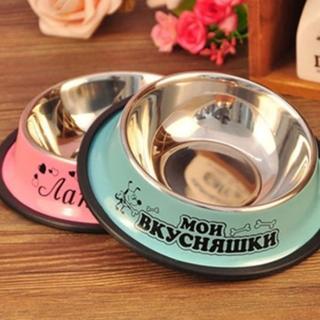 【寵物貴族】頂級防滑不鏽鋼寵物碗/狗碗(大口徑16cm)