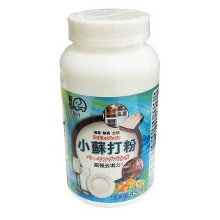 【夏和】小蘇打粉瓶裝(450g)
