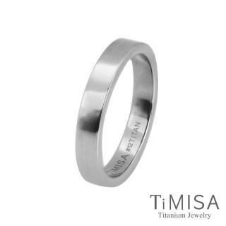 【TiMISA】簡約 純鈦戒指