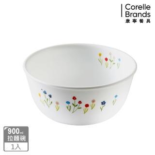 【CORELLE 康寧】900ml拉麵碗-春漾花朵(428)