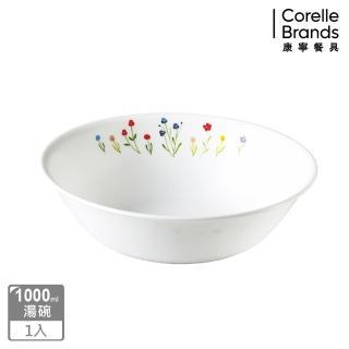 【CORELLE 康寧】1000ml拉麵碗-春漾花朵(432)