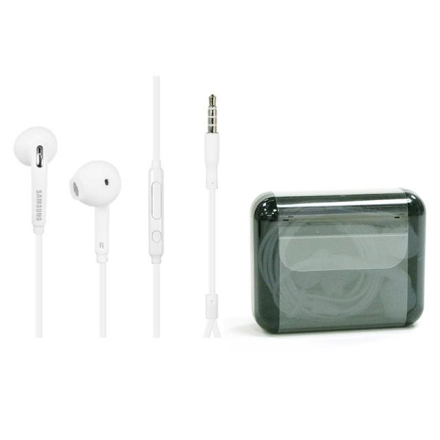 【SAMSUNG】GALAXY S7/S7 Edge 最新版原廠耳機(手機盒內附贈款-密封裝)