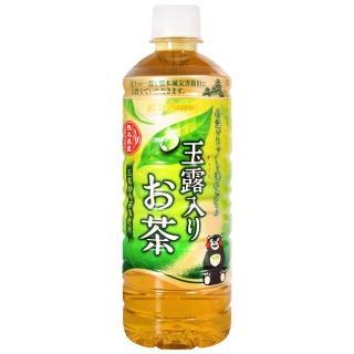【即期出清】Pokka 玉露綠茶飲料(600ml)