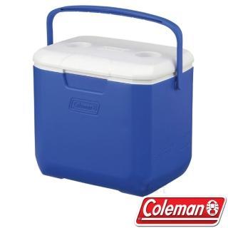 【美國 Coleman】EXCURSION 海洋藍冰箱 28L.高效能行動冰箱(CM-27861)