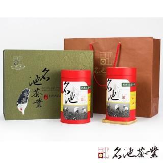 【名池茶業】杉林溪金萱烏龍(150克x2)