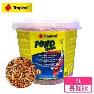 【Tropical】錦鯉綜合條狀飼料(450g)