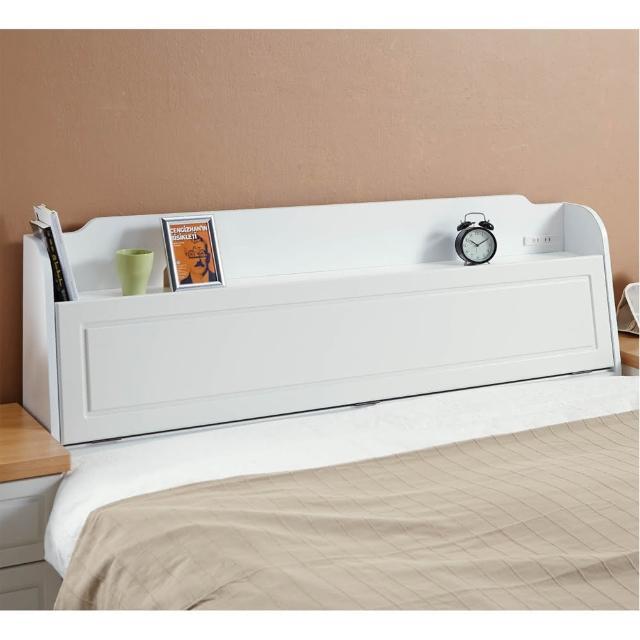 【顛覆設計】北歐小屋5尺雙人床頭箱