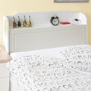 【顛覆設計】北歐小屋3.5尺單人床頭箱