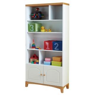 【顛覆設計】北歐小屋2.7尺書櫃