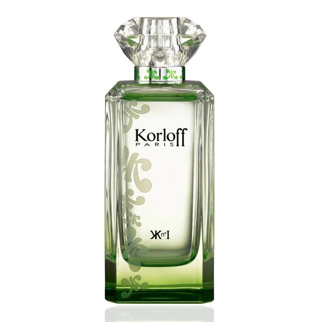 【Korloff】Green Diamond 翡翠神話女性淡香水(88ml)