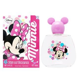 【Disney 迪士尼】Minnie 甜心米妮 女性淡香水(100ml)
