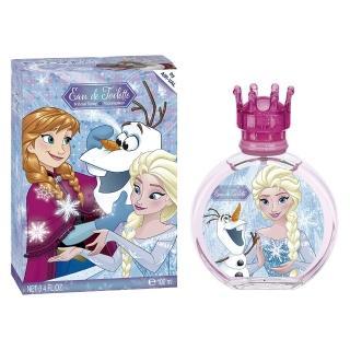 【Disney 迪士尼】Frozen 冰雪奇緣 淡香水(100ml)