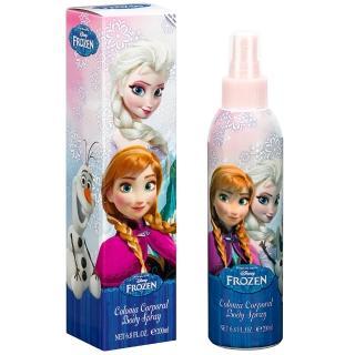 【Disney 迪士尼】Frozen 冰雪奇緣 香水身體噴霧(200ml)