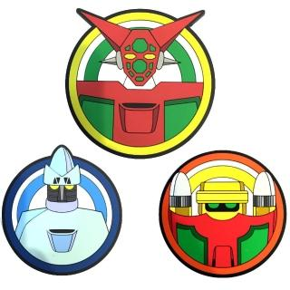 【BU TOYS】蓋特機器人紀念杯墊組(Mazinger Z)