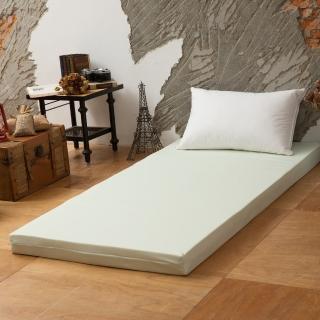 【LAMINA】天然乳膠床墊10cm-單人
