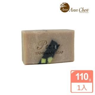 【陳怡安手工皂】養生檜木手工皂110g(保濕舒緩系列)