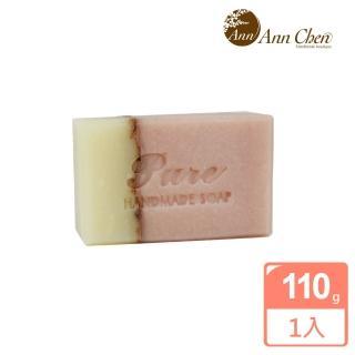 【陳怡安手工皂】粉玫優格手工皂110g(保濕舒緩系列)